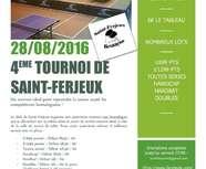 Tournoi de Saint-Ferjeux